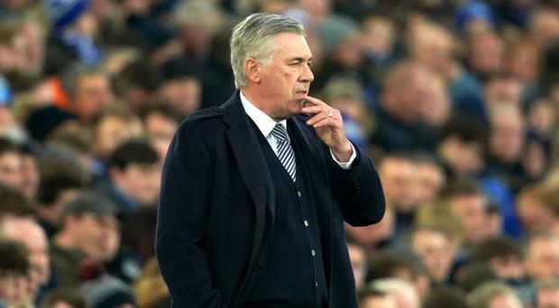 Carlo Ancelotti welcomed a return to winning ways (Ian Hodgson/PA)