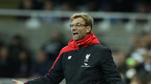 Liverpool manager Jurgen Klopp was frustrated by his team's performance in defeat at Newcastle