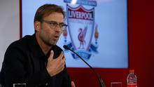 New Liverpool manager Jurgen Klopp has no problem with the club's transfer committee