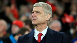 Arsene Wenger is delighted with the team spirit at Arsenal