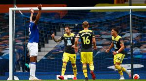 Southampton were held to a 1-1 draw at Everton on Thursday (Clive Brunskill/NMC Pool)