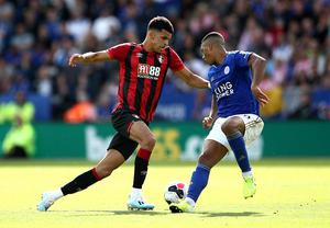 Leicester are due to restart their Premier League campaign with a trip to Bournemouth.