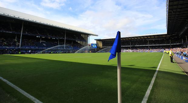 Everton are investigating alleged racist behaviour (Peter Byrne/PA)