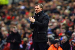 Brendan Rodgers, manager of Liverpool