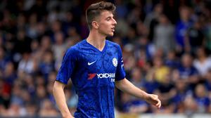 Mason Mount has signed a new five-year deal at Chelsea (Donall Farmer/PA).