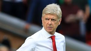 Arsene Wenger's men have had a troubling start to the campaign