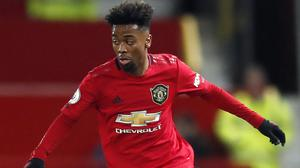 Angel Gomes looks set to leave Manchester United (Martin Rickett/PA)