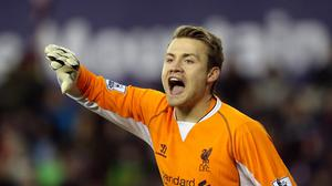 Goalkeeper Simon Mignolet says he is fully prepared for his return to the Liverpool first team