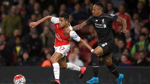 Alexis Sanchez is set to return for Arsenal at Liverpool on Sunday
