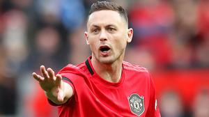 Manchester United have triggered a one-year extension clause in Nemanja Matic's contract (Martin Rickett/PA)