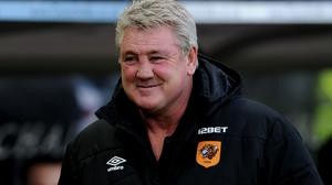 Steve Bruce has committed his future to Hull for another three years