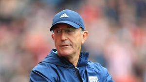 West Brom manager Tony Pulis has been at the club since January 2015