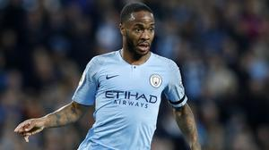 Raheem Sterling suffered alleged racial abuse at Stamford Bridge (Martin Rickett/PA)