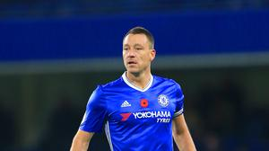 John Terry could be swapping Stamford Bridge for Shanghai, according to today's papers