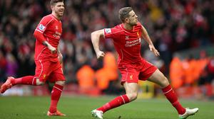 Liverpool vice-captain Jordan Henderson insists they will not get carried away after beating Manchester City