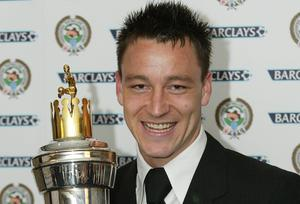 John Terry was the last defender to be named PFA Player of the Year (Mark Lees/PA)