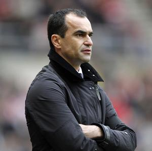 Roberto Martinez expects Manchester United to be a force again next season