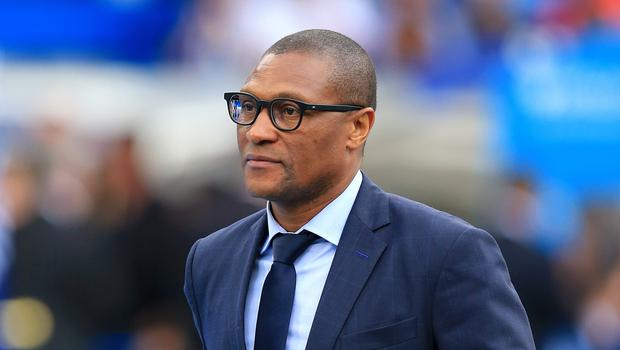 "Michael Emenalo's departure was a ""big loss"" for Chelsea, head coach Antonio Conte says"