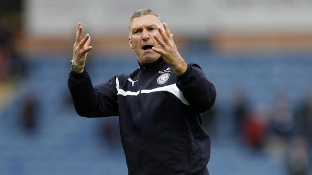 """Nigel Pearson has been criticised for calling a journalist """"an ostrich"""""""