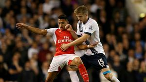 Free-scoring Arsenal meet Tottenham's stingy defence this weekend