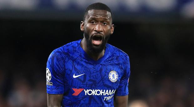 Chelsea's Antonio Rudiger has called for swift action over alleged racist abuse (Adam Davy/PA)