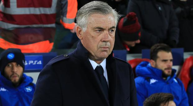 Carlo Ancelotti has been appointed Everton manager (Peter Byrne/PA)