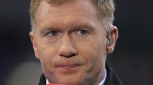 Paul Scholes has been an outspoken critic of Manchester United under Louis van Gaal