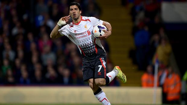 Luis Suarez took his time to get up to speed in the Premier League, according to Maurizio Sarri (Adam Davy/PA)