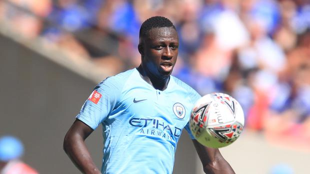 Benjamin Mendy turned up late for treatment last Sunday (Adam Davy/PA)