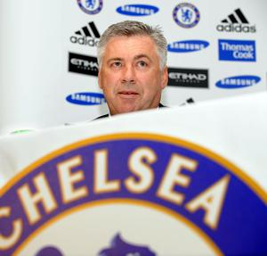 Carlo Ancelotti signed a three-year deal at Stamford Bridge (Anthony Devlin/PA)