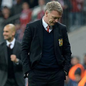David Moyes is no longer Manchester United manager