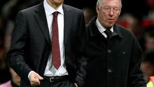 Arsene Wenger, left, has enjoyed a great rivalry with Sir Alex Ferguson