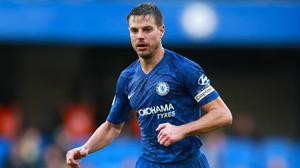 Chelsea's Cesar Azpilicueta has added his support to the campaign (Adam Davy/PA)