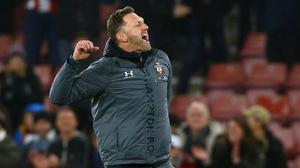 Ralph Hasenhuttl is hoping to give Southampton fans plenty to celebrate when they return to St Mary's Stadium on Sunday (Mark Kerton/PA)
