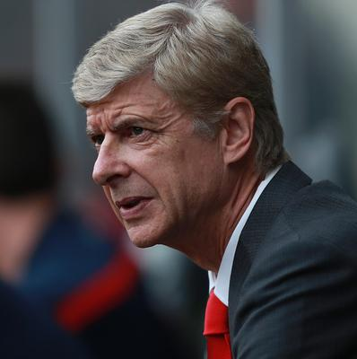 Arsene Wenger's side lead the way after the opening seven games