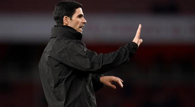 Arsenal appear to be closing in on the appointment of Manchester City assistant Mikel Arteta as their new manager (John Walton/PA).