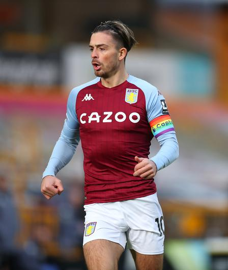 News of Jack Grealish's injury leaked out on social media last week (Catherine Ivill/PA)