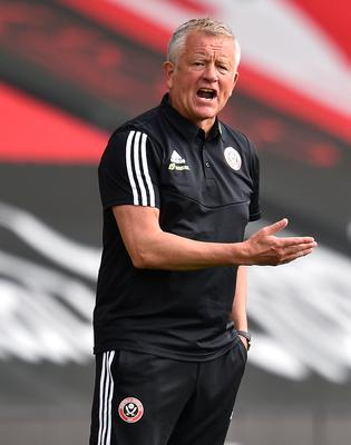Sheffield United manager Chris Wilder, pictured, is set to get his man with Aaron Ramsdale primed to return to the Blades (Glyn Kirk/PA)