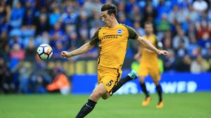 Lewis Dunk looks at home in the Premier League