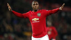 Odion Ighalo has extended his stay at Old Trafford (Martin Rickett/PA)