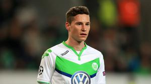 Julian Draxler is a target for Arsenal