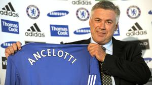 Chelsea appointed Carlo Ancelotti on June 1 in 2009 (Anthony Devlin/PA)