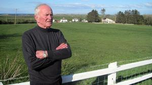 Harry Gregg has died aged 87 (David Young/PA)