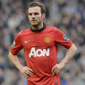 Juan Mata wants to give the Manchester United fans something to celebrate
