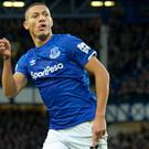 Everton have no interest in letting Richarlison, pictured, leave for Barcelona (Ian Hodgson/PA)