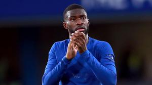 Fikayo Tomori is closing in on a loan switch to AC Milan (Adam Davy/PA)