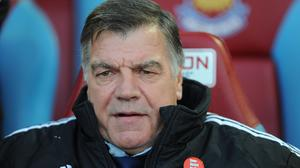 Sam Allardyce's men are up to fifth in the table