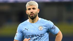 Manchester City are without Sergio Aguero this week due to quarantine rules (Michael Regan/PA)