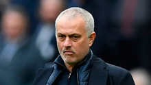 Off form: Jose Mourinho's men have lost three in a row