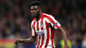Thomas Partey starred against Liverpool (Nick Potts/PA)